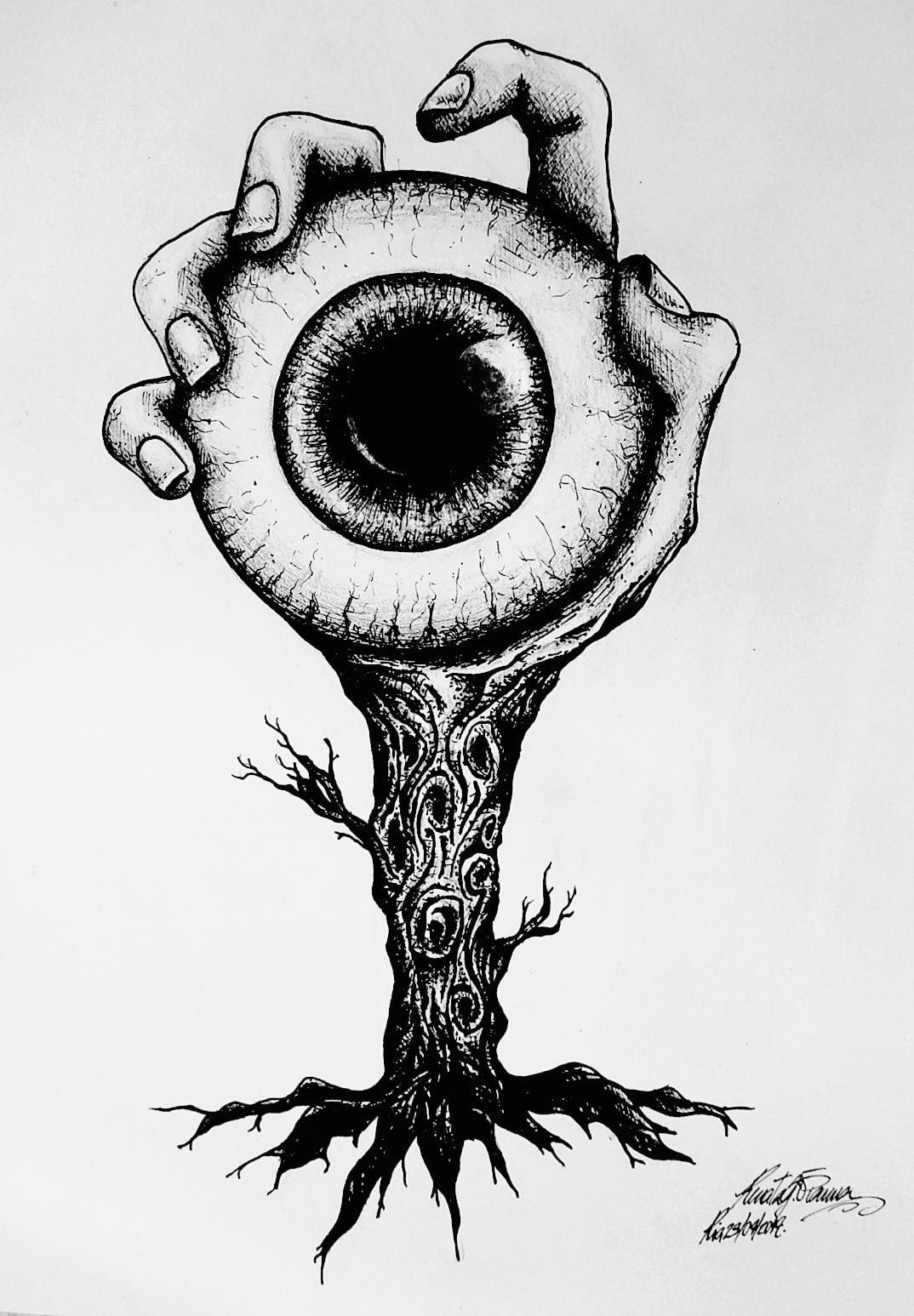 Terror Desenhar
