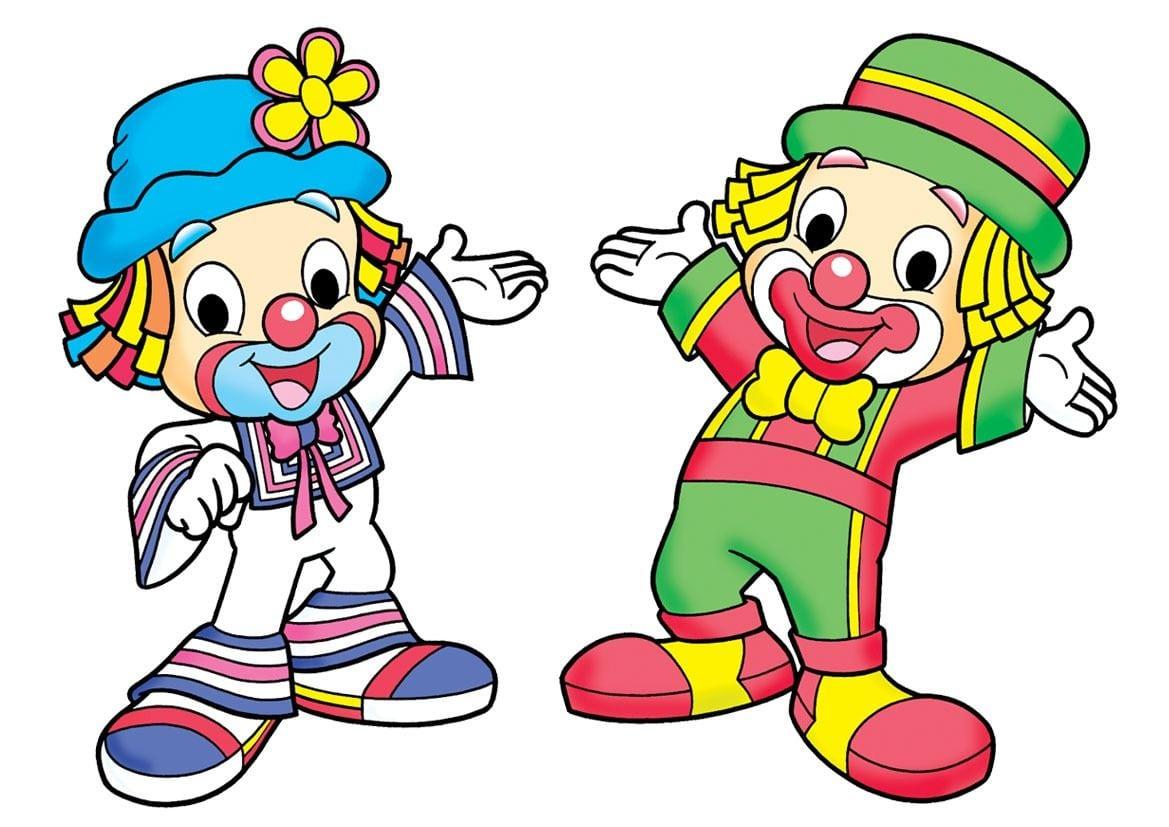 Resultado De Imagem Para Desenho Colorido Do Patati Patata