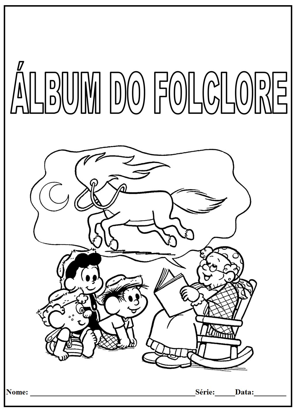 Artes Da Livia  Folclore Brasileiro