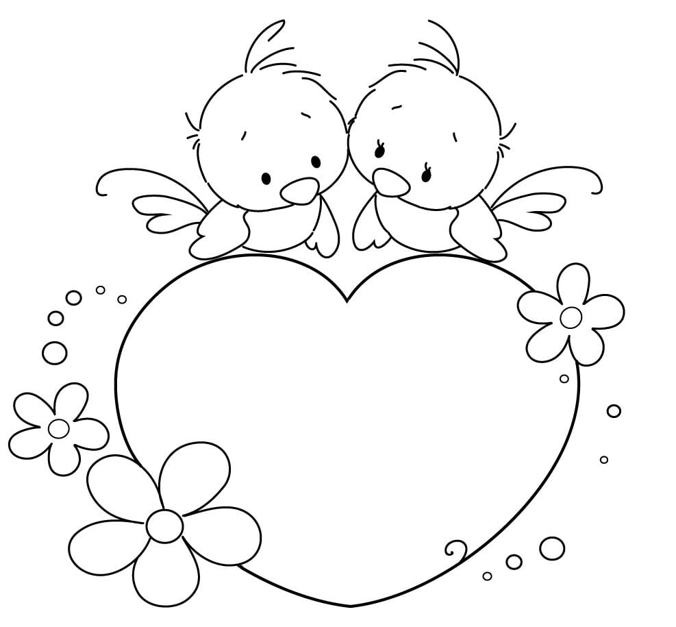 Birds With Heart
