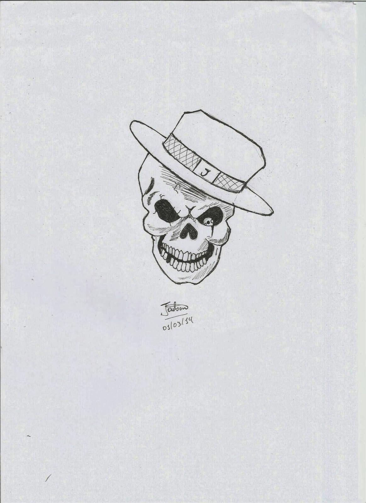 Desenhos Terror