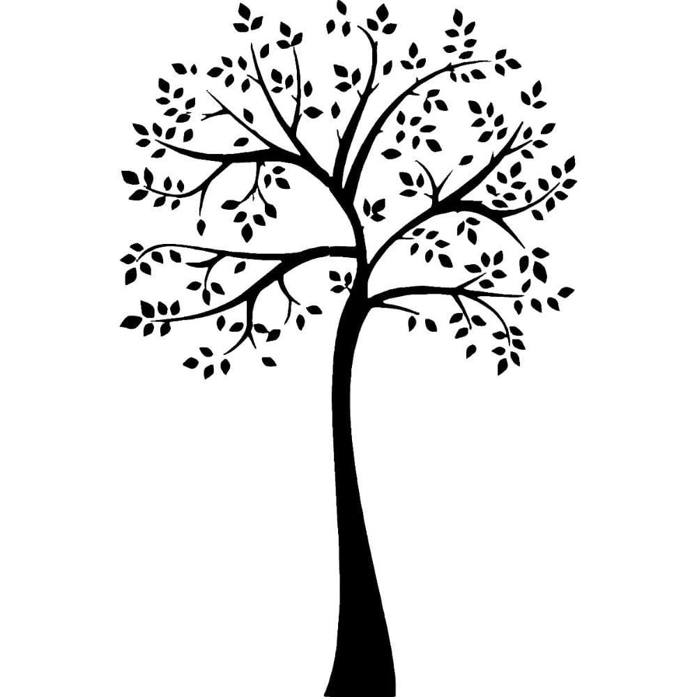 Desenhos De Arvores Para Imprimir