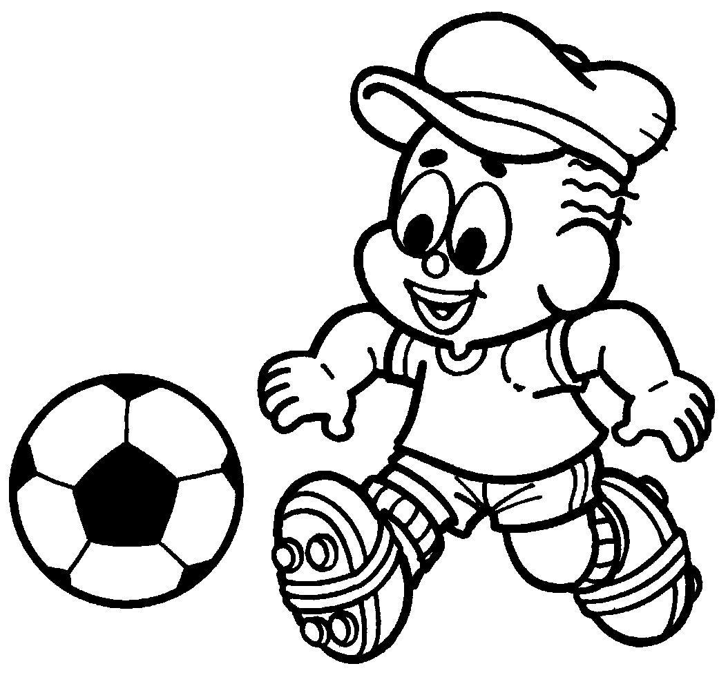 Imagens De Futebol Da Turma Da M̫nica РPampekids Net