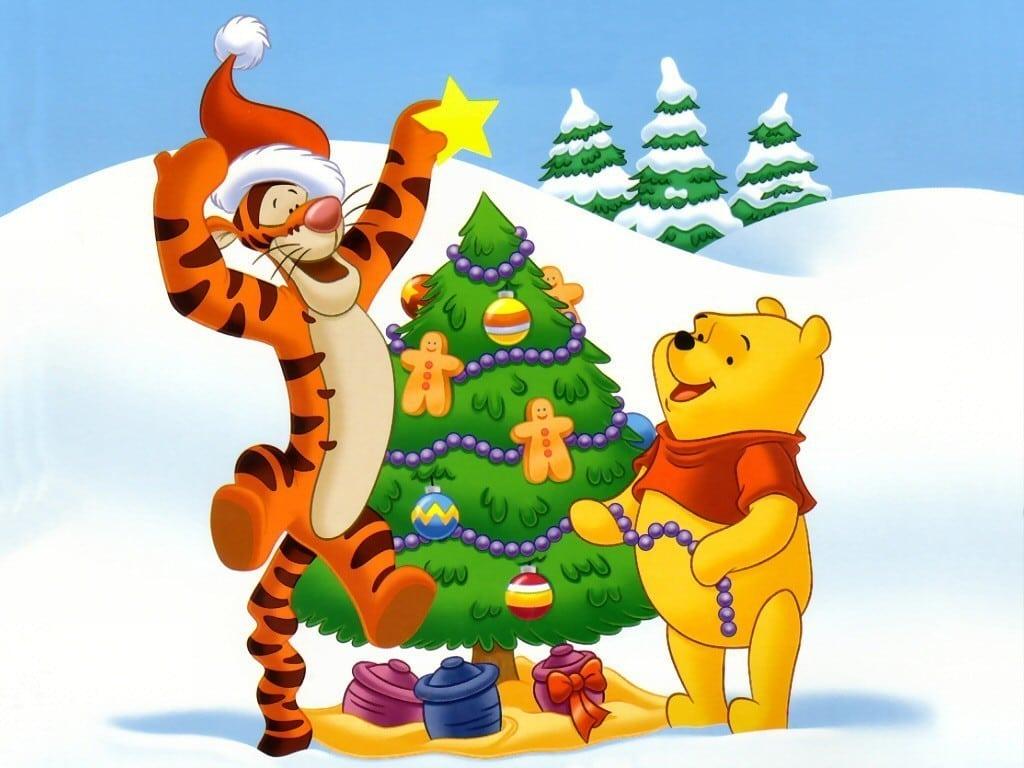 Desenhos De Natal Coloridos Com Mensagens  Para Todos Os Meus
