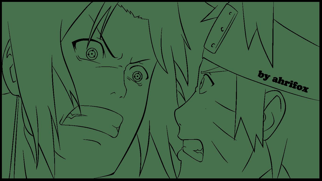 Naruto Shippuden Desenhos Para Colorir – Pampekids Net