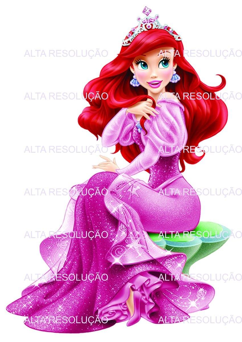 Imagens Princesa Ariel Etiana Png Alta Resolução
