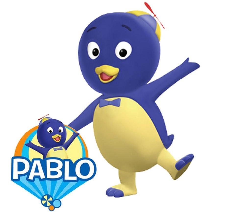 Backyardigans Pablo Hd Discovery Kids Varios Desenhos Português