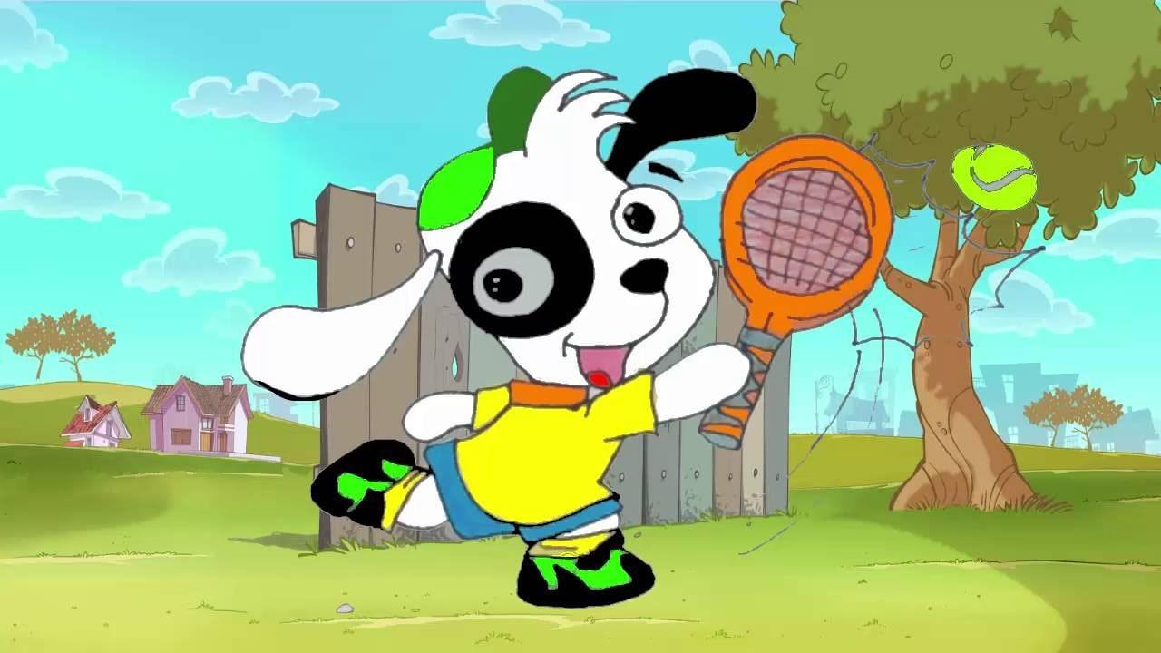 Desenho Doki Português Completo Jogando Tennis 2016 Doki Discovery