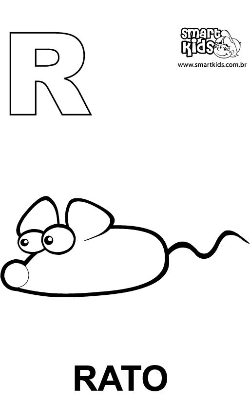 Desenho Para Colorir De Gato E Rato Gato E Rato Colorir