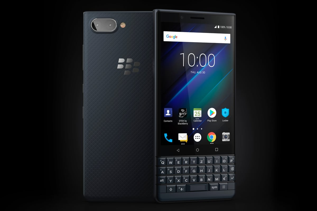 The Blackberry Key2 Le Gives You A Physical Keyboard For Less Cash