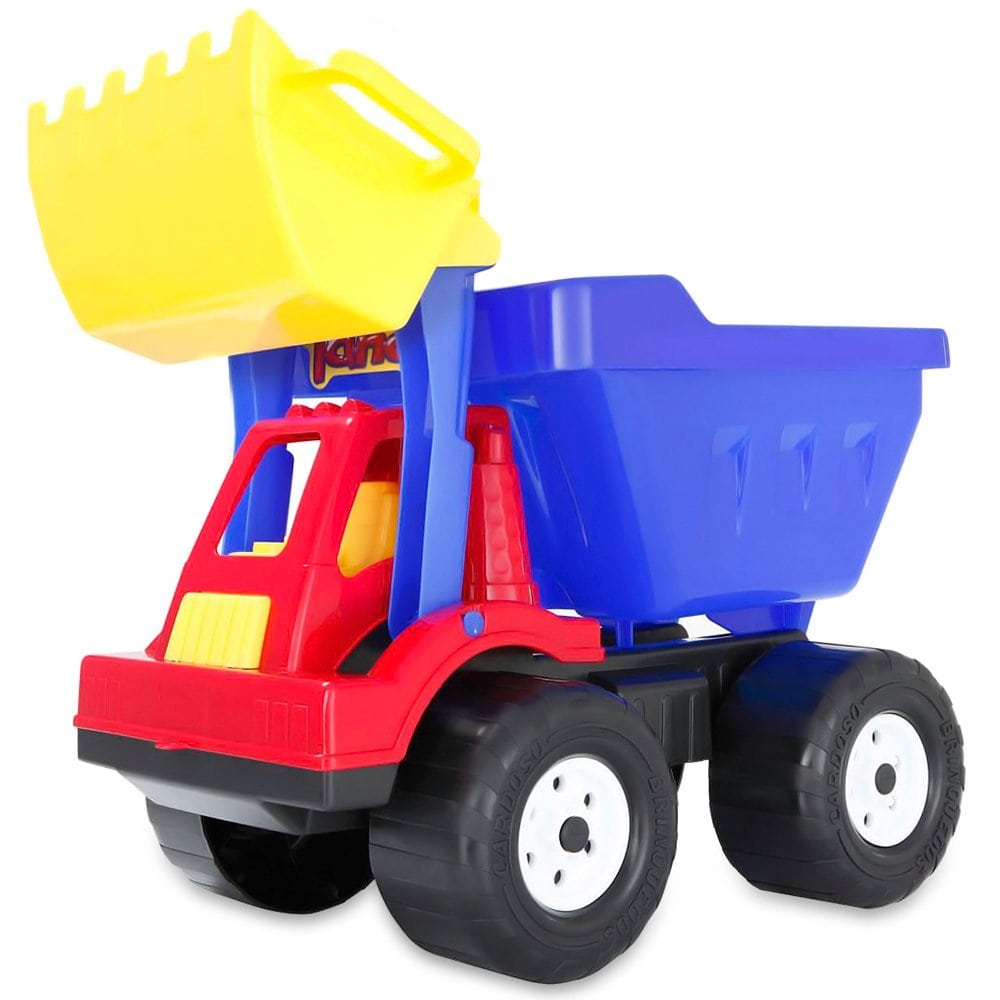 Trator Infantil Tandy Tractor Cardoso 1017
