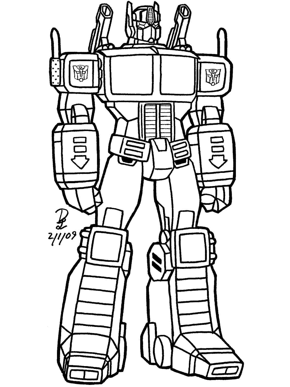 Transformer Drawing At Getdrawings Com