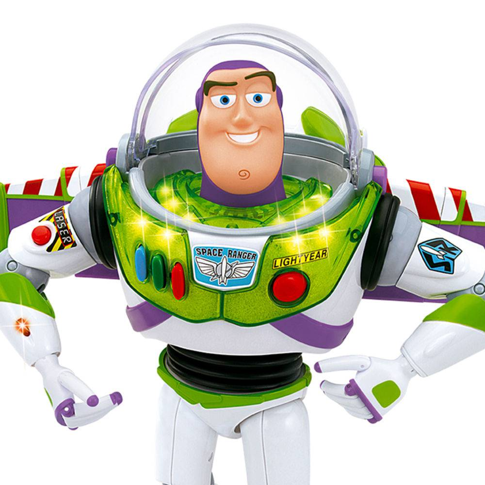Boneco Toy Story Buzzlightyear Br690