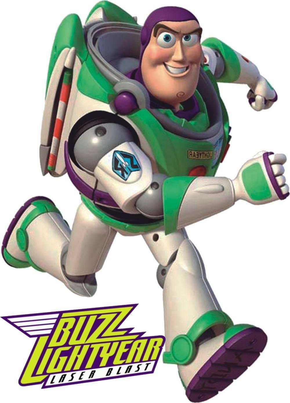 Adesivo Para Quarto Infantil Buzz Lightyear
