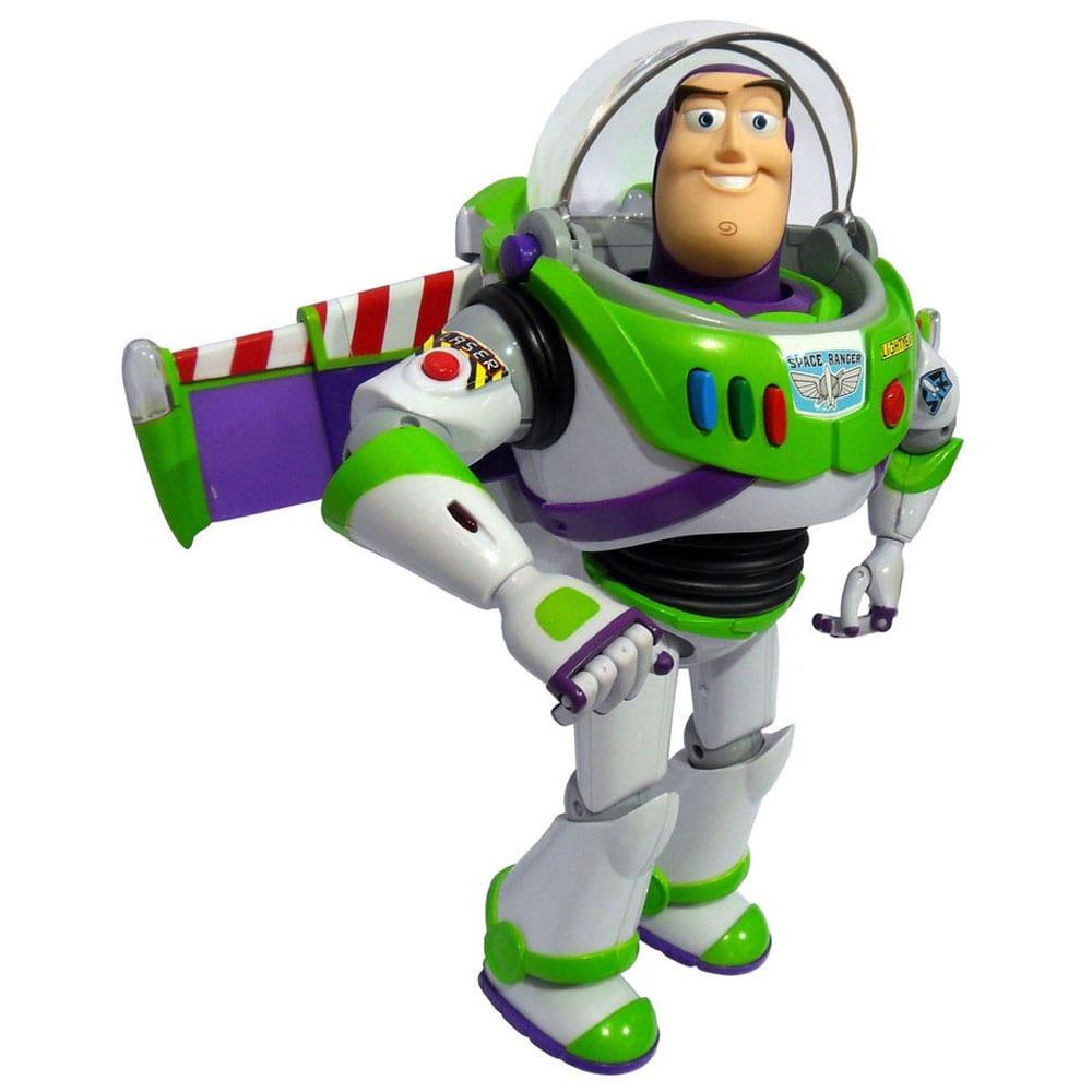 Boneco Interativo Buzz Lightyear Toyng Space Ranger – Toy Story