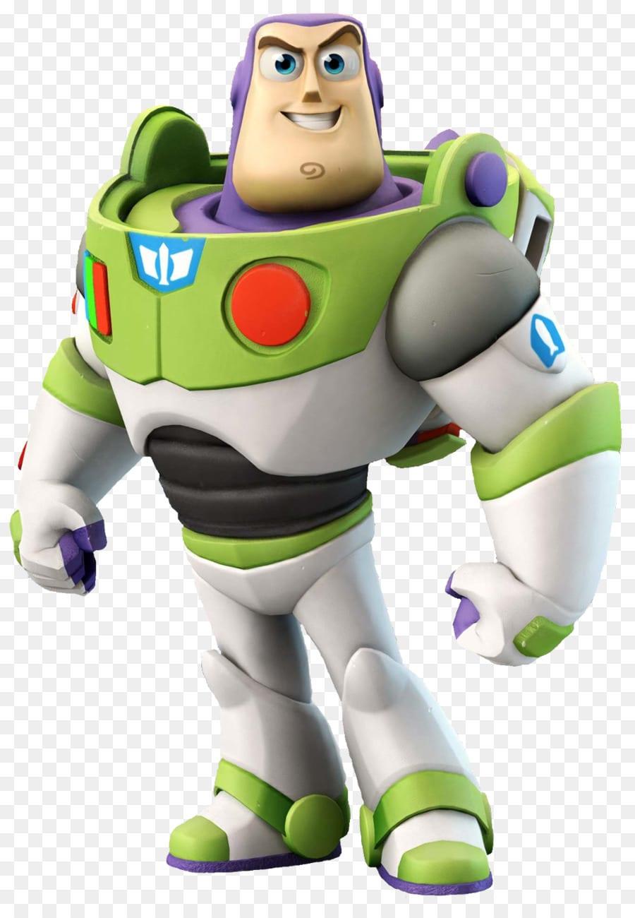 Disney Infinity De Buzz Lightyear, Jessie Rayo Mcqueen De La