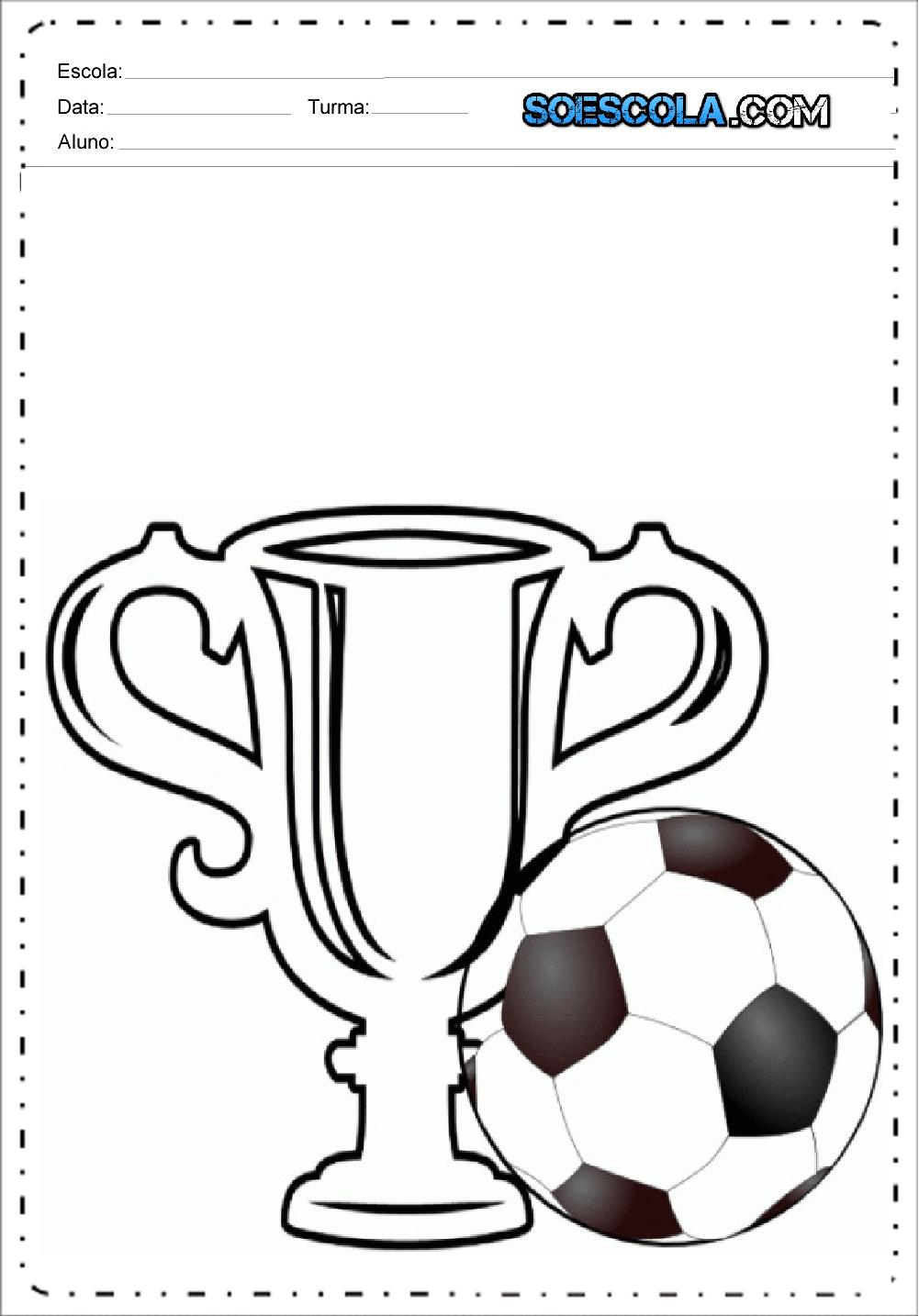 Projeto Copa Do Mundo Na Russia 2018 Para Series Iniciais