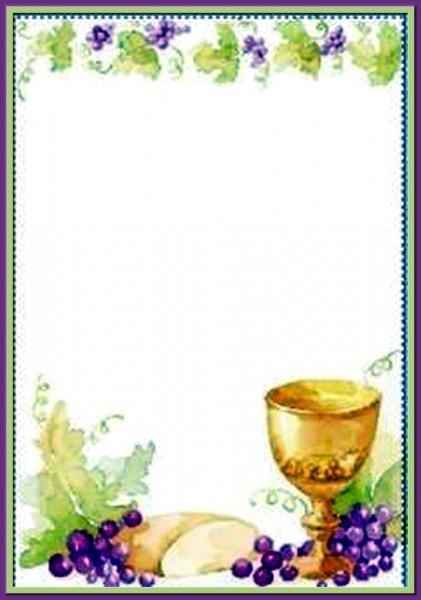 Catequese Na Net  Lembrancinhas Primeira Comunhão