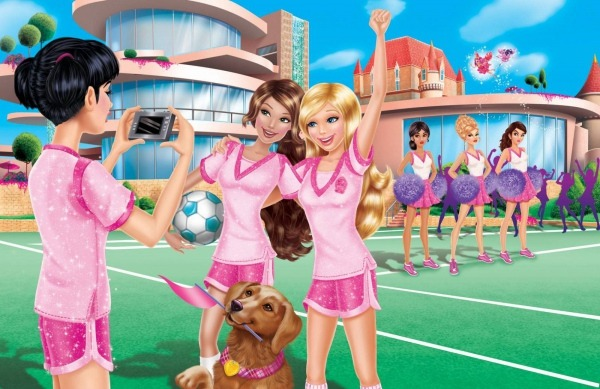 Galeria De Fotos E Imagens  Desenhos Da Barbie
