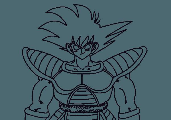 Jogos De Colorir Do Dragon Ball Z – Pampekids Net