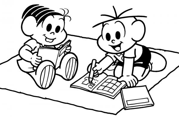 Figuras Infantil Para Colorir – Pampekids Net