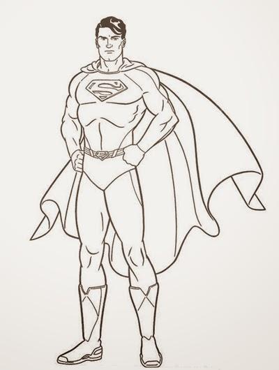 Desenhos   Desenhos Da Liga Da Justiça Para Colorir E Imprimir