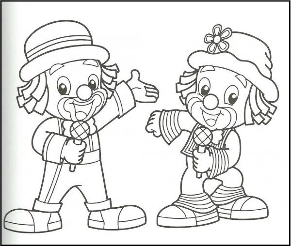 Desenhos Do Patati Patata Para Colorir E Imprimir No Jogos Online