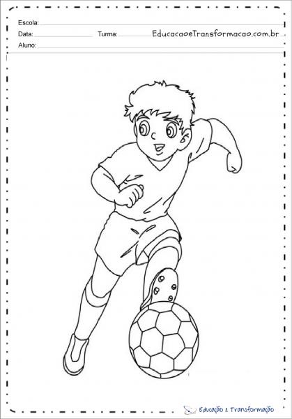 Desenhos Para Colorir Copa Do Mundo 2018 Na Russia Para Imprimir