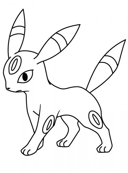 Desenho Para Imprimir Do Pokemon – Pampekids Net