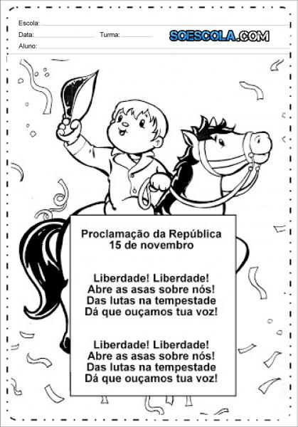 Imagens Para Painéis Do Dia Da Proclamação Da República