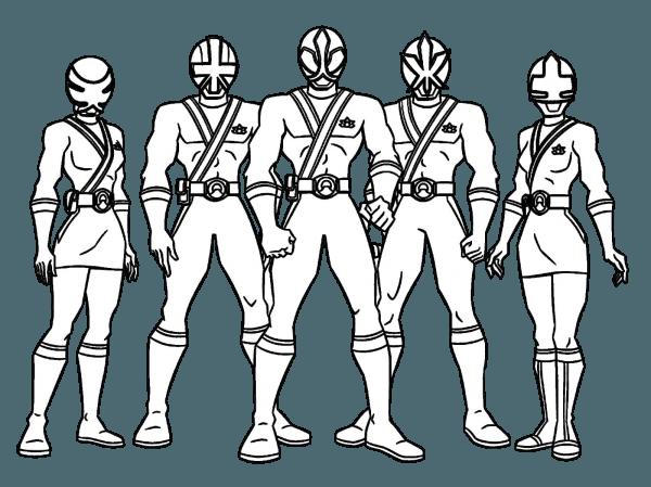 Power Rangers Desenho Para Colorir – Pampekids Net
