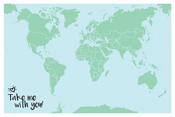 Isabelle Verona   Diy  Mapa Raspadinha (especial Dia Dos Namorados
