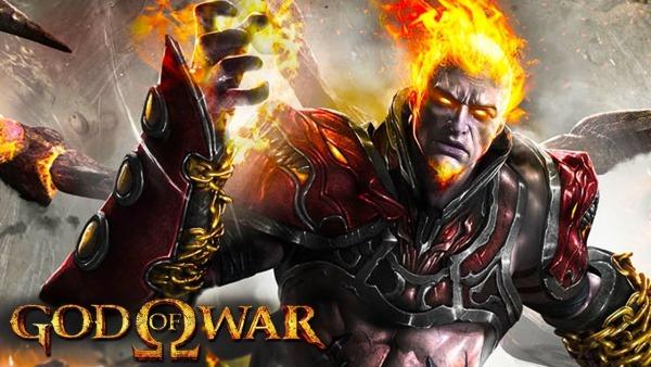 God Of War 1  God Mode