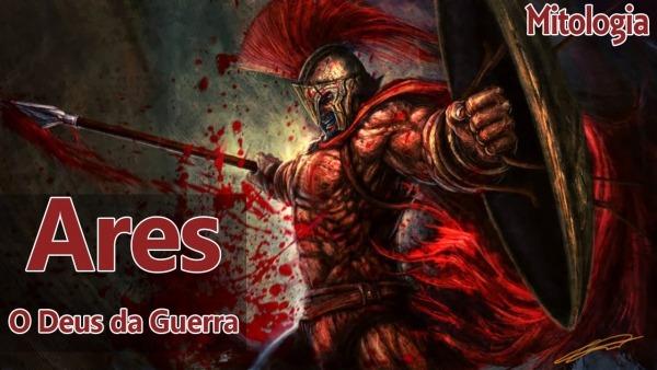 Ares O Deus Da Guerra (marte)