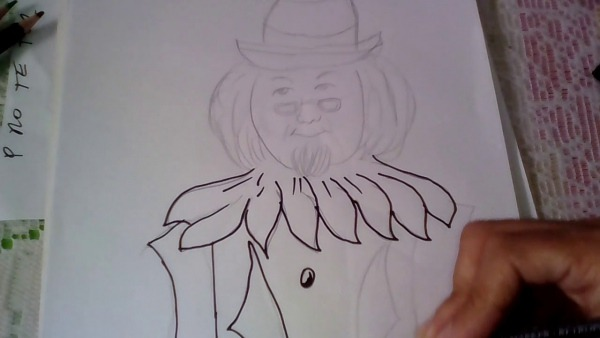 desenho do visconde de sabugosa