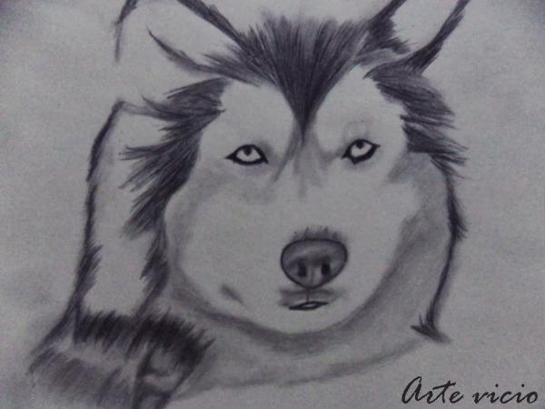 Tutorial ) Como Desenhar Cachorro ~ Arte Vício