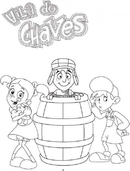 Videos Do Chaves Em Desenho