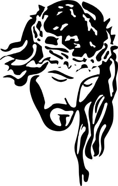 Adesivo Jesus Cristo Terço Deus Paz Luz Cruz Maria 31x50cm