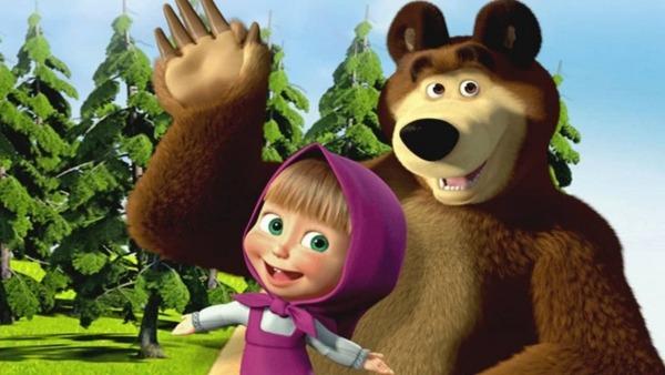 Adultos Assistindo Desenhos Infantis – Masha E O Urso