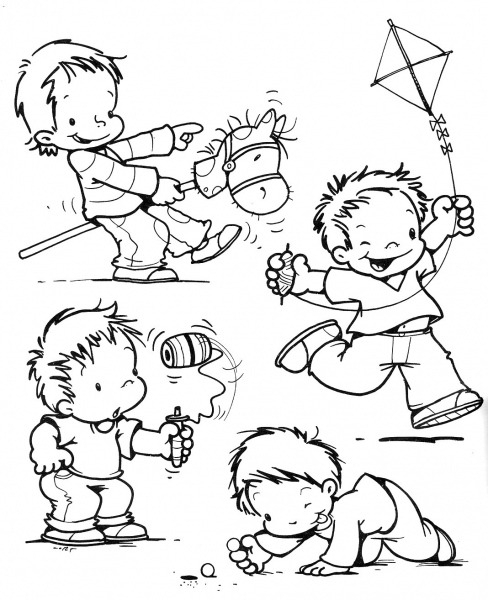 Jogos Brincadeiras Dia Das Crianças