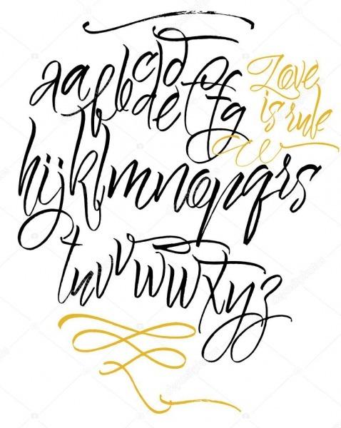 Letras Do Alfabeto  Letras Maiúsculas, Letras Minúsculas  Alfabeto
