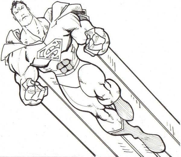 Desenho Do Batman Para Pintar – Pampekids Net