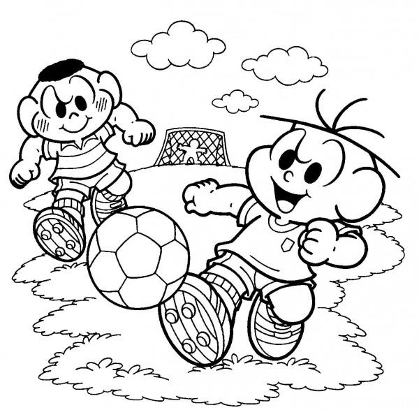 Desenhos Para Imprimir De Meninos