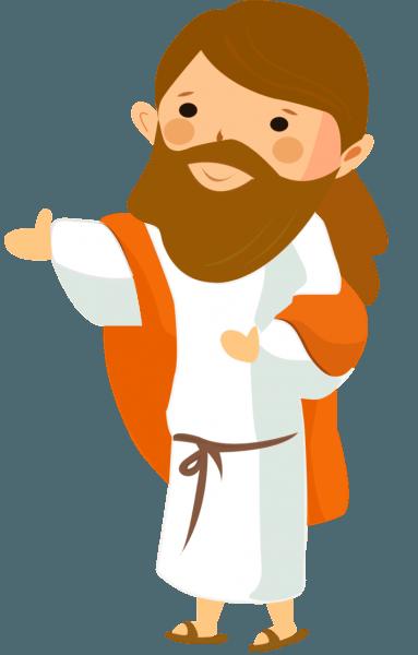 Jesus Png Desenho » Png Image