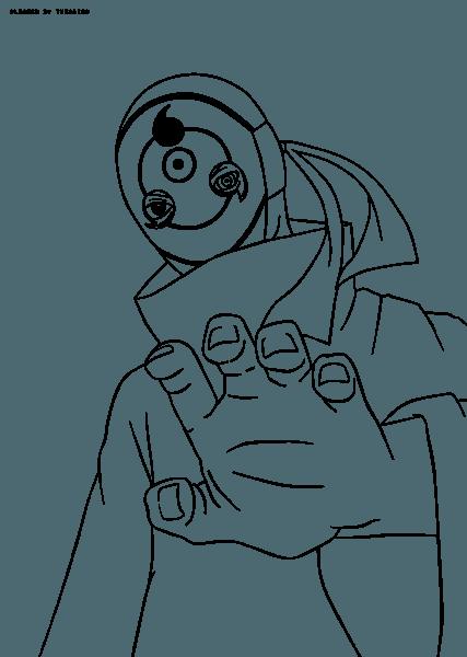 Desenhos Para Imprimir Do Naruto Shippuden 5 – Pampekids Net