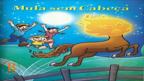 Lendas Brasileiras Turma Da Mônica