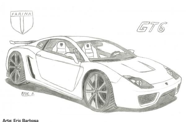 Desenhos De Ferrari