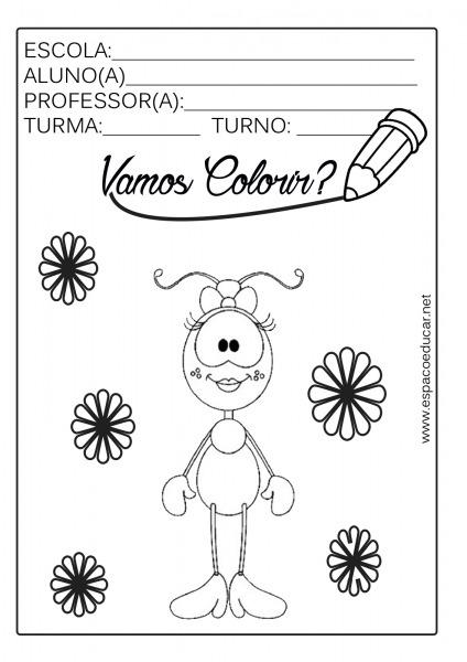 Desenho Do Smilinguido Para Imprimir