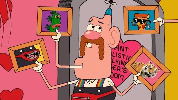 Titio Avô  Estreia Em Abril No Cartoon Network