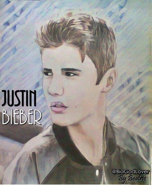 Justin Bieber Desenho